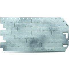 Фасадная панель под кирпич Скалистый камень Альта-Профиль Александрия