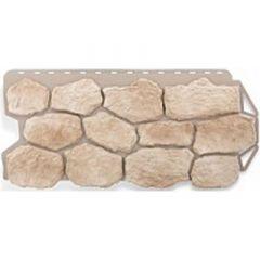 Фасадная панель под камень Бутовый камень Альта-Профиль Нормандский