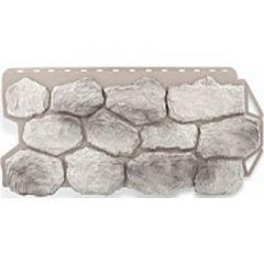 Фасадная панель под камень Бутовый камень Альта-Профиль Скандинавский