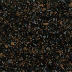 Столешница Arcobaleno Черная бронза 3050х600х38 мм Матовая 4059