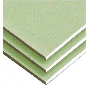 Гипсокартонный лист Knauf влагостойкий 3000х1200х12,5 мм