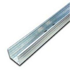 Профиль потолочный Дипос 60х27х0,5 мм 3000 мм