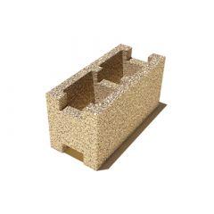 Блок для несущих внутренних стен и перегородок Durisol DM 22/15 500х220х250 мм