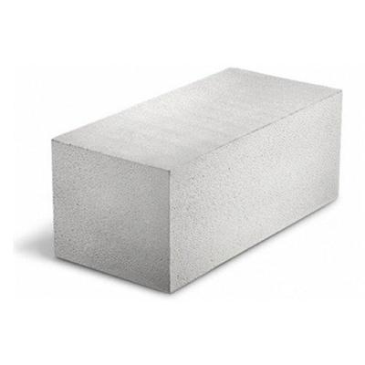 Блок из ячеистого бетона Грас газосиликатный 100х250х625 мм
