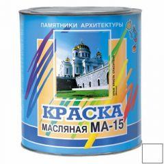 Краска ABC Farben памятники архитектуры МА-15 белая 25 кг