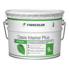 Краска Finncolor Oasis interior plus база А 9 л