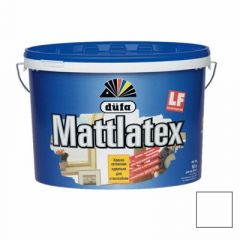 Краска для стен Dufa Mattlatex RD 100 латексная 5 л