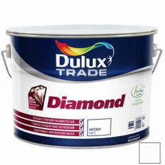 Краска Dulux Diamond Matt BW 10 л