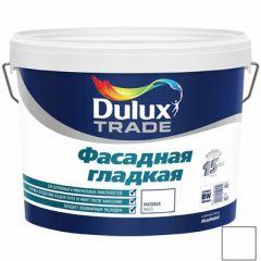 Краска Dulux Trade Фасадная гладкая 10 л