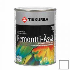 Краска для интерьеров Tikkurila Remontti Assa A 0,9 л