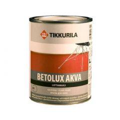 Краска для пола Tikkurila Betolux Aqua C 9 л