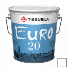Краска Tikkurila Euro-20 A 2,7 л