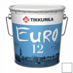 Краска латексная Tikkurila Euro-12 A 2,7 л