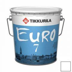 Краска Tikkurila Euro-7 A 2,7 л