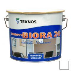 Краска Teknos Biora 20 Remonttimaali РМ1 9 л