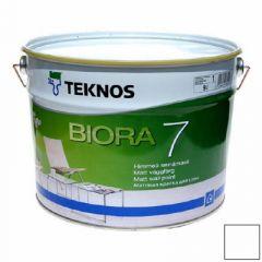 Краска Teknos Biora 7 Seinamaali РМ3 0,9 л