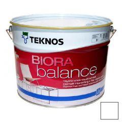 Краска Teknos Biora Balance РМ3 9 л