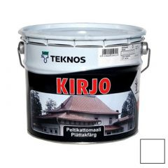Краска Teknos Kirjo РМ3 0,9 л