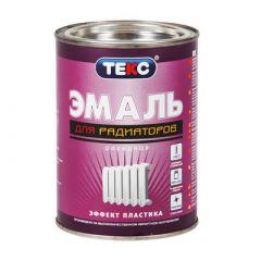 Эмаль алкидная Текс для радиаторов 0,9 кг