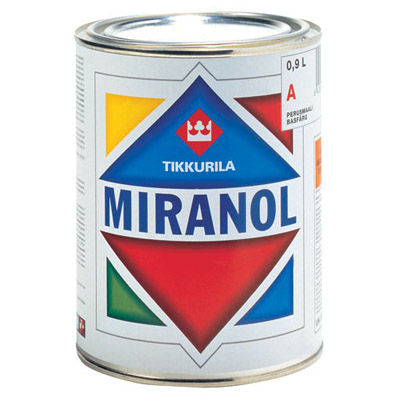 Эмаль алкидная Tikkurila Miranol C 2,7 л
