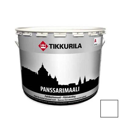 Эмаль Tikkurila Panssarimaali С 2,7 л
