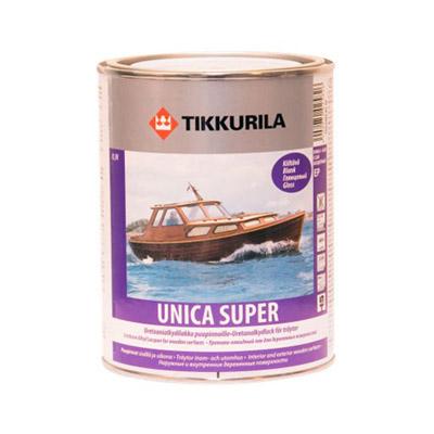 Лак Tikkurila Unica Super EP глянцевый 0,9 л