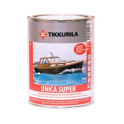 Лак Tikkurila Unica Super EP полуглянцевый 0,9 л