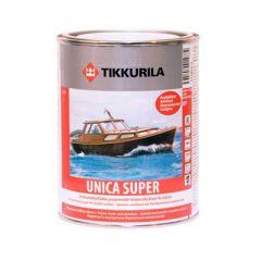 Лак Tikkurila Unica Super EP полуглянцевый 2,7 л