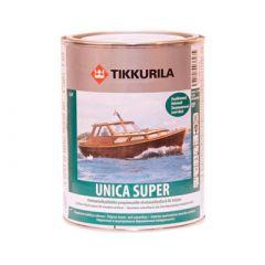 Лак Tikkurila Unica Super EP полуматовый 0,9 л
