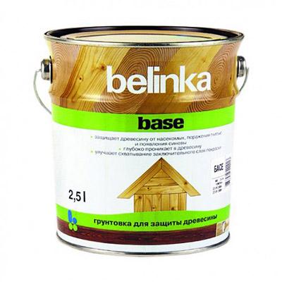 Антисептик-грунт Belinka Base 2,5 л