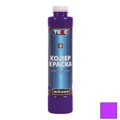 Колер-краска Текс №20 сиреневая 0,75 л