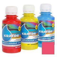 Колер Krafor универсальный розовый 0,1 л