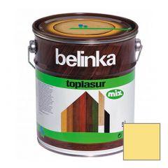 Декоративное покрытие Belinka Toplasur с воском №13 сосна 5 л