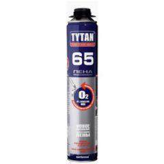 Пена монтажная профессиональная Tytan Professional 65 O2 750 мл