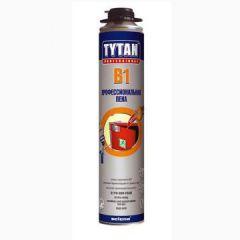 Пена монтажная Tytan Professional В1 огнеупорная 750 мл