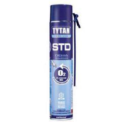 Пена монтажная Tytan Euro-Line STD O2 зимняя 750 мл