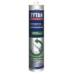 Герметик Tytan акриловый белый 310 мл
