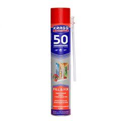 Пена монтажная Krass Home Edition всесезонная 750 мл