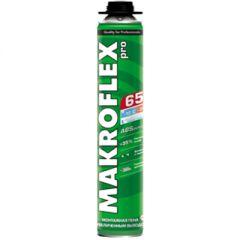 Пена монтажная Makroflex 65 PRO всесезонная 850 мл