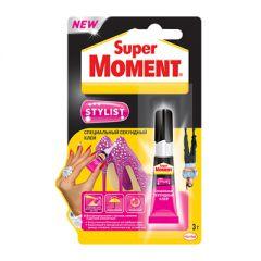 Клей контактный Момент Супер Стилист секундный 3 г