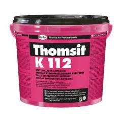 Клей электропроводный Thomsit К 112 для ПВХ 12 кг