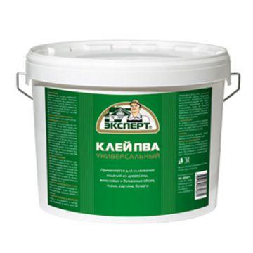 Клей ПВА Эксперт универсальный 0,9 кг