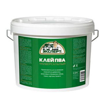 Клей ПВА Эксперт универсальный 10 кг