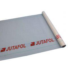 Пленка гидроизоляционная Juta Ютафол Д 110 Special 50000х1500х(0,17/0,22) мм