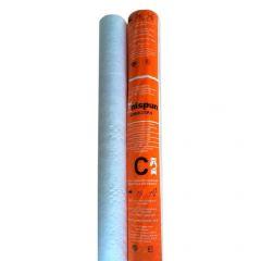 Мембрана строительная Unispun C неокрашенная 1,5х46,67 м