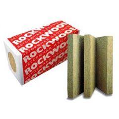 Базальтовая вата Rockwool Венти Баттс 1000х600х50 мм 6 шт (3,6 м2)