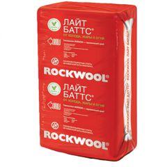 Базальтовая вата Rockwool Лайт Баттс 1000х600х100 мм 5 шт (3 м2)