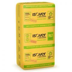 Теплоизоляция Isover Классик плита 1170х610х50 мм 14 шт