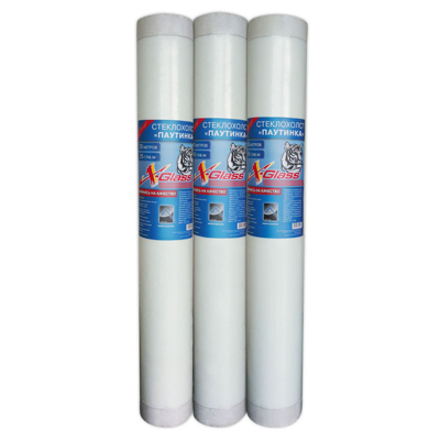 Стеклохолст X-glass малярный 25 г/м3 1х50 м