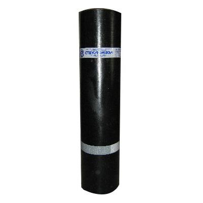 Рулонная гидроизоляция Оргкровля Стеклоизол П 2,5 (Х) 1х15 м